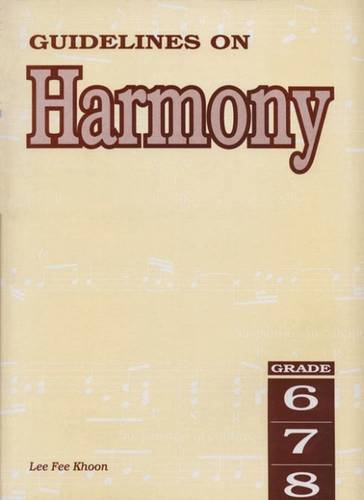 Guidelines on Harmony Grades 6 to 8 (Sheet music)