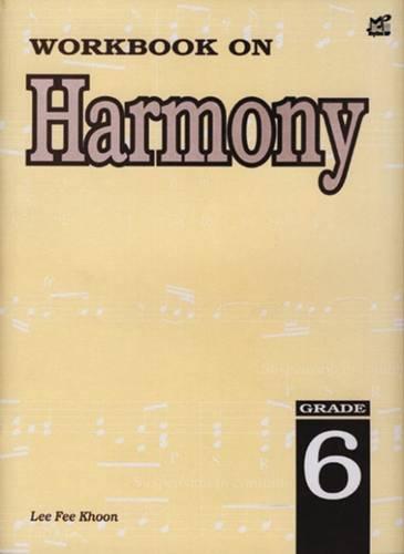 Workbook on Harmony: Grade 6 (Sheet music)