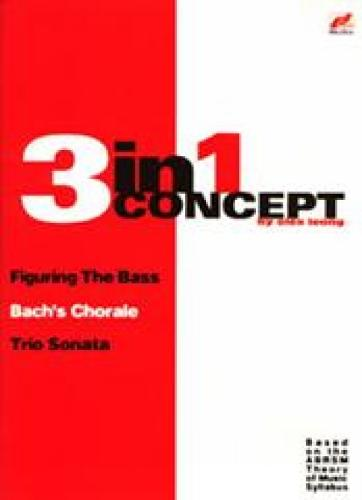 3 in 1 Concept (Paperback)