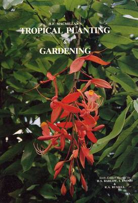 Tropical Planting and Gardening (Hardback)