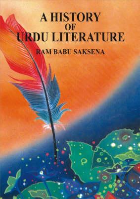 A History of Urdu Literature (Hardback)