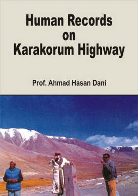 Human Records on Karakorum Highway (Hardback)