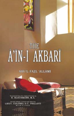 Ain-i Akbari (Hardback)