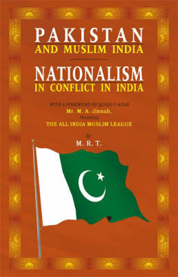 Pakistan and Muslim India, Nationalism in Conflict in India (Hardback)