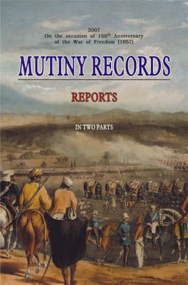 Mutiny Records, Reports (Hardback)