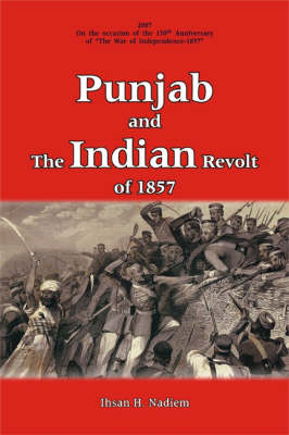 Punjab and the Indian Revolt of 1857 (Hardback)