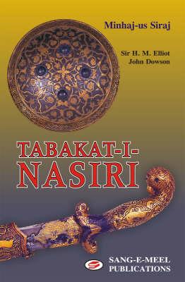 Tabkat-I-Nasiri (Hardback)