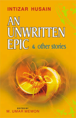 An Unwritten Epic: and Other Stories (Hardback)