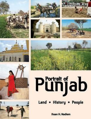 Portrait of Punjab: Land. History. People. (Hardback)