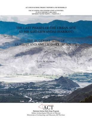The Buddhist Sites of Gumbat and Amluk-Dara (Barikot): The Last Phases of the Urban Site at Bir-Kot-Ghwandai (Barikot) (Hardback)