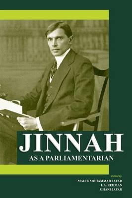 Jinnah as a Parliamentarian (Hardback)