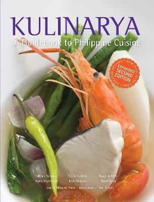 Kulinarya, A Guidebook to Philippine Cuisine (Paperback)