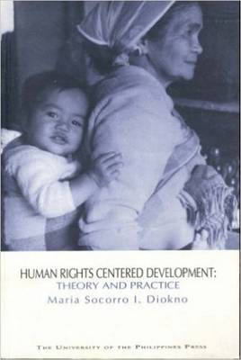 Human Rights Centered Development (Paperback)