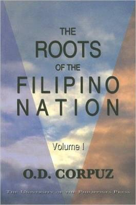 Roots of the Filipino Nation: Pt. 1 (Paperback)