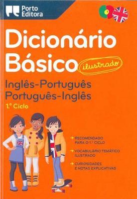 Illustrated English-Portuguese & Portuguese-English Dictionary for Children (Paperback)