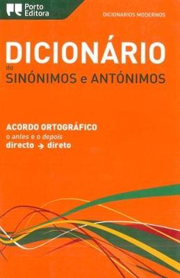 Dicionario de Sinonimos e Antonimos 2016 (Paperback)