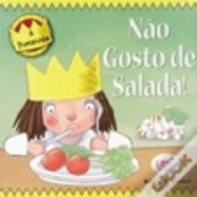 Nao Gosto De Salada! (Paperback)