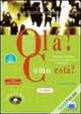 Ola! Como esta?: Pack Ola! Como esta? - Livro de Textos + CD + Livro de At