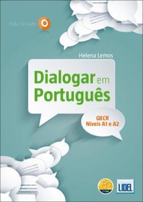 Dialogar em Portugues: Livro + CD (A1 - A2)