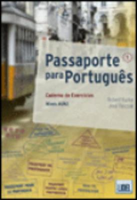 Passaporte para Portugues: Caderno de Exercicios 1 (A1/A2) (Paperback)