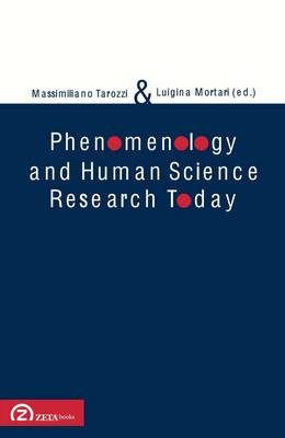 Phenomenology and Human Science Research Today (Paperback)