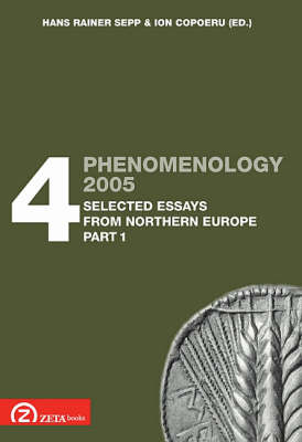 Phenomenology 2005: Selected Essays from Northern Europe Pt. 4.1 - Postscriptum OPO (Paperback)