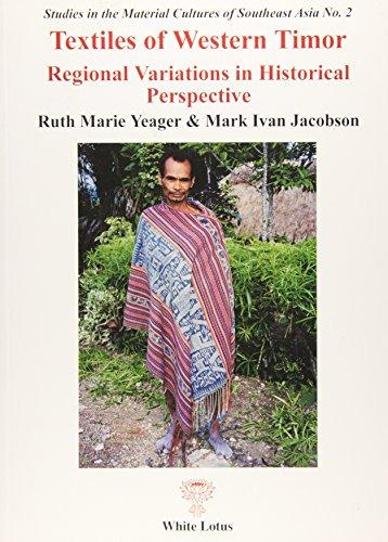 Textiles of Western Timor (Paperback)