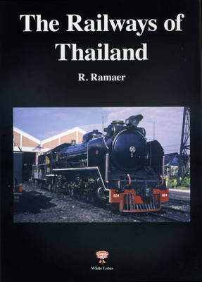Railways of Thailand (Paperback)