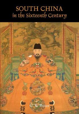 South China In The Sixteenth Century (Paperback)