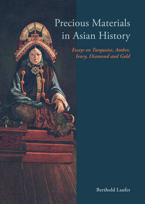 Precious Materials In Asian History: Essays On Turquoise, Amber, Ivory, Diamond And Gold (Paperback)