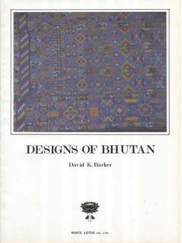 Designs of Bhutan (Paperback)