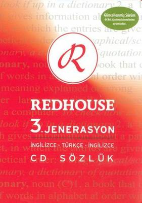 The Redhouse 3rd Generation English-Turkish & Turkish-English Dictionary on CD-ROM (CD-ROM)