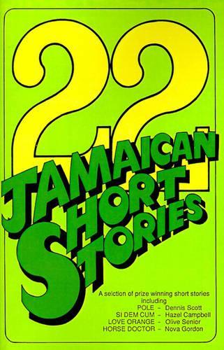 22 Jamaican Short Stories (Paperback)