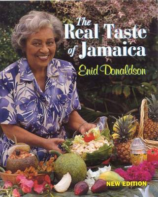 The Real Taste Of Jamaica (Paperback)