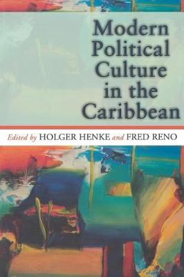Modern Political Culture in the Caribbean (Paperback)