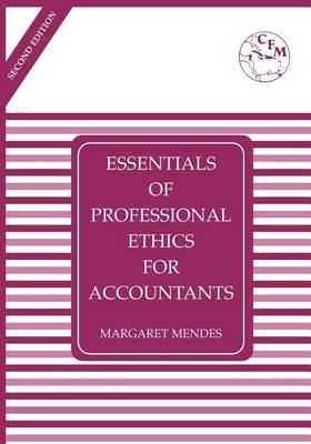 Essentials of Professional Ethics for Accountants (Paperback)