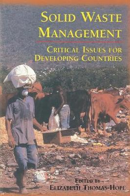 Solid Waste Management: The Experience of Jamaica since the 1950s (Paperback)