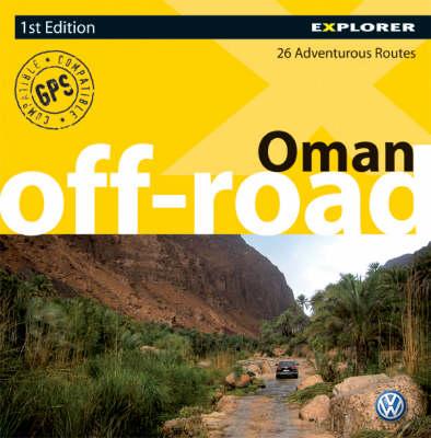 Oman Off-road Explorer (Hardback)