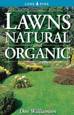 Lawns: Natural and Organic (Paperback)