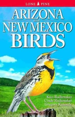 Arizona and New Mexico Birds (Paperback)