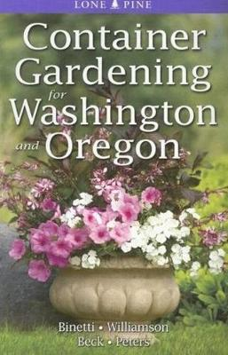Container Gardening for Washington and Oregon (Paperback)