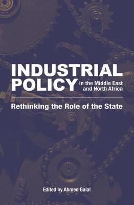 Industrial Policy in the Middle East and North Africa: Rethinking the Role of the State (Paperback)