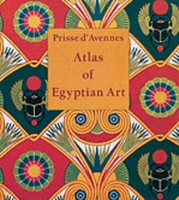 Atlas of Egyptian Art (Paperback)