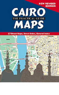 Cairo: The Practical Guide Maps (Paperback)