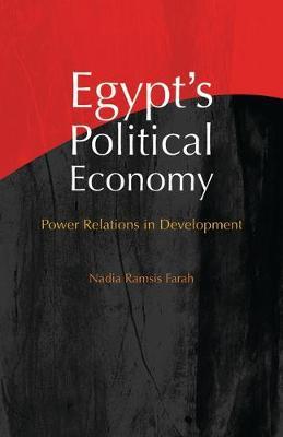 Egypt's Political Economy: Power Relations in Development (Hardback)