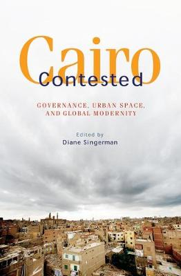 Cairo Contested: Governance, Urban Space, and Global Modernity (Paperback)