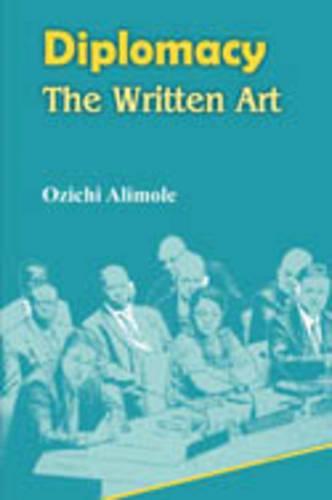 Diplomacy. the Written Art (Paperback)