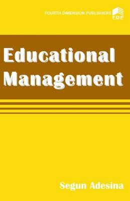 Educational Management (Paperback)