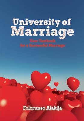 University of Marriage: 1 (Hardback)