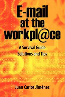 E-mail at the Workplace (Paperback)